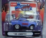 Chevrolet Bel-Air 55 blau
