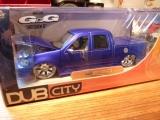 Ford F-150 blau