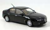 Alfa Romeo 159 schwarz
