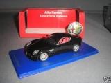 Alfa Romeo 8C schwarz