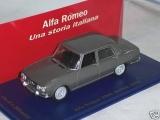 Alfa Romeo 2000 Berlina grau