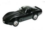 Chevrolet Corvette schwarz