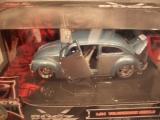 VW Käfer blau