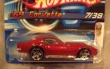 Chevrolet Corvette 69 FE